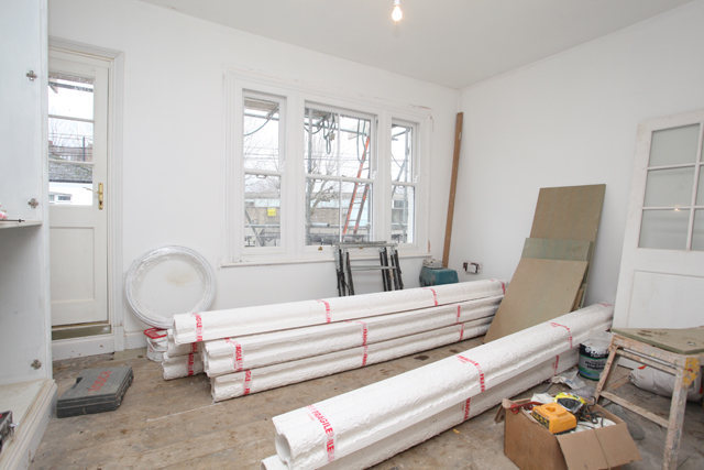 Bedroom One before