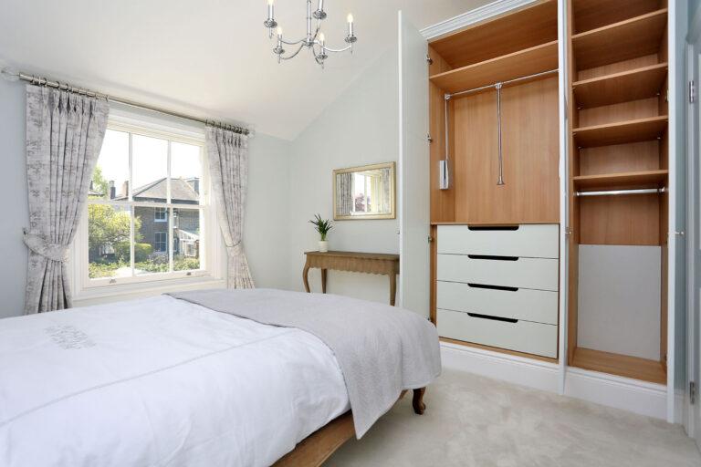 Bedroom Three after