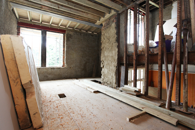 Bedroom Two before
