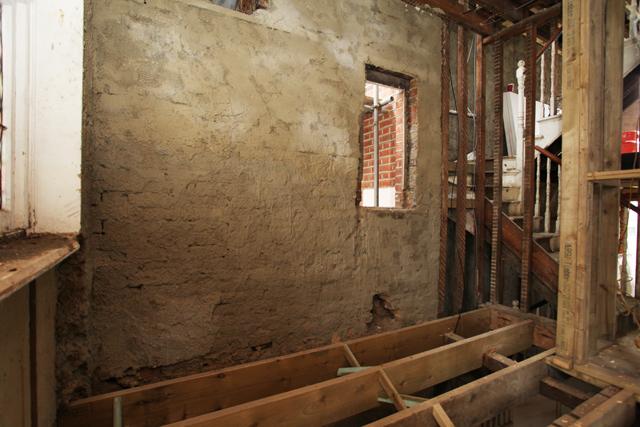 Bathroom One before