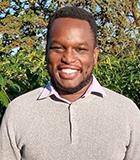 Portrait of Charles Ahenda-Bengo