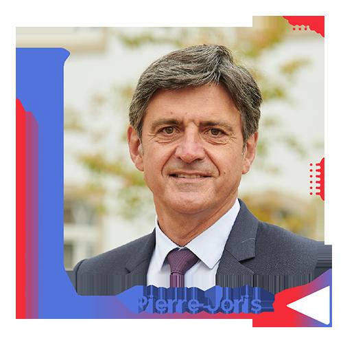 EuroNanoForum 2021 speakers Pierre Joris