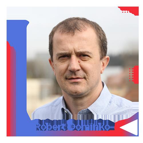 EuroNanoForum 2021 speaker Robert Dominko