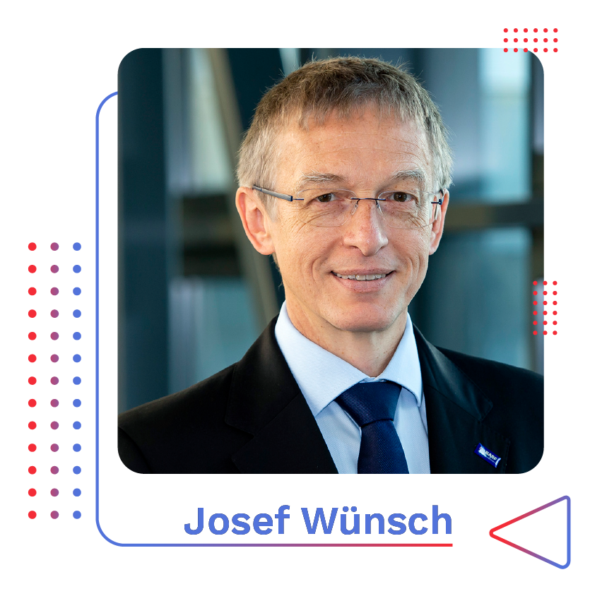 EuroNanoForum 2021 speakers Josef Wünsch
