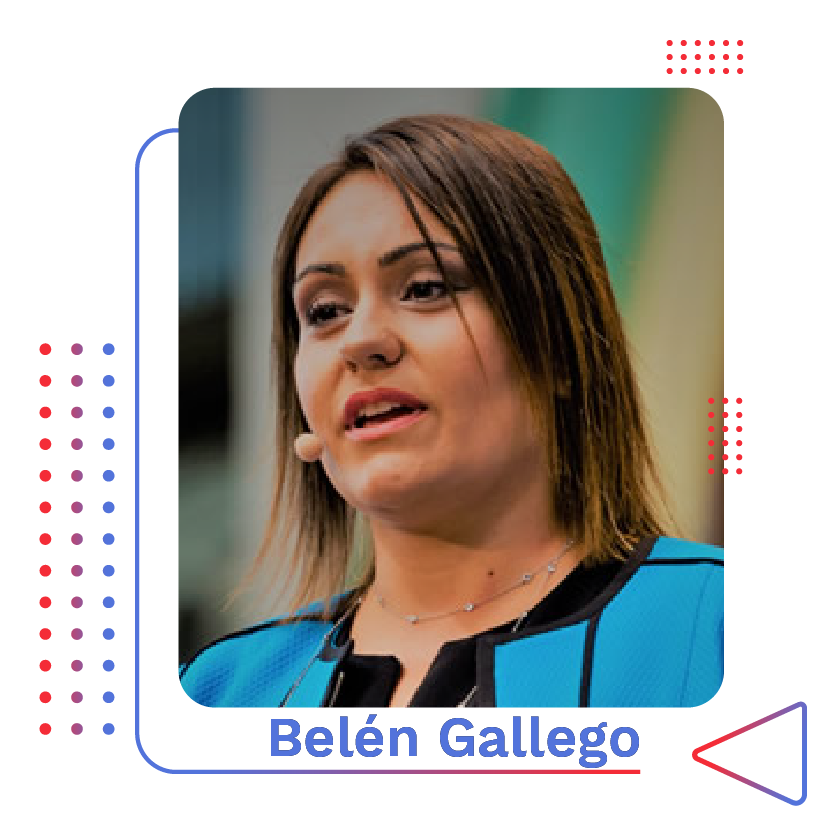 EuroNanoForum 2021 speakers Belen Gallego
