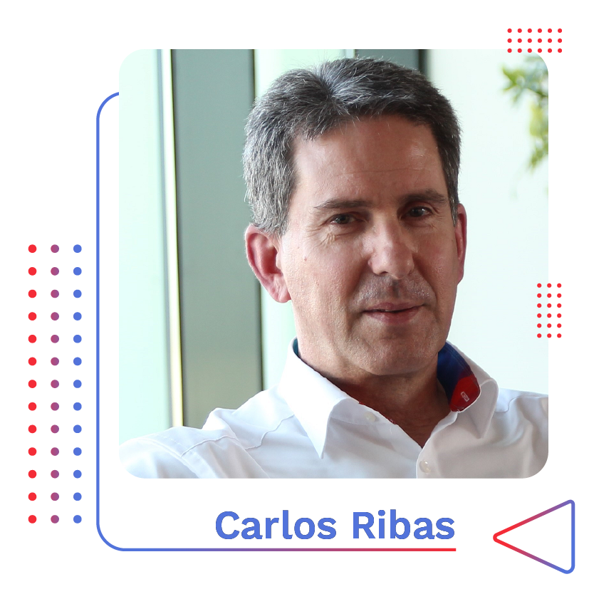 EuroNanoForum 2021 speakers Carlos Ribas
