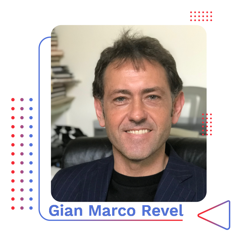 EuroNanoForum 2021 speakers Gian Marco Revel