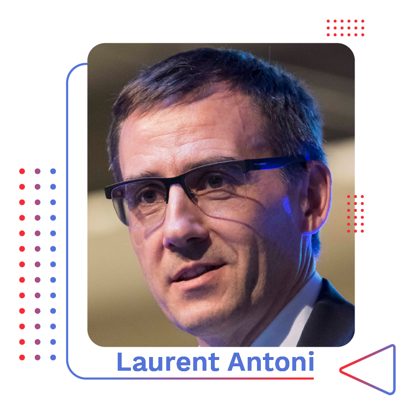 EuroNanoForum 2021 speakers Laurent Antoni