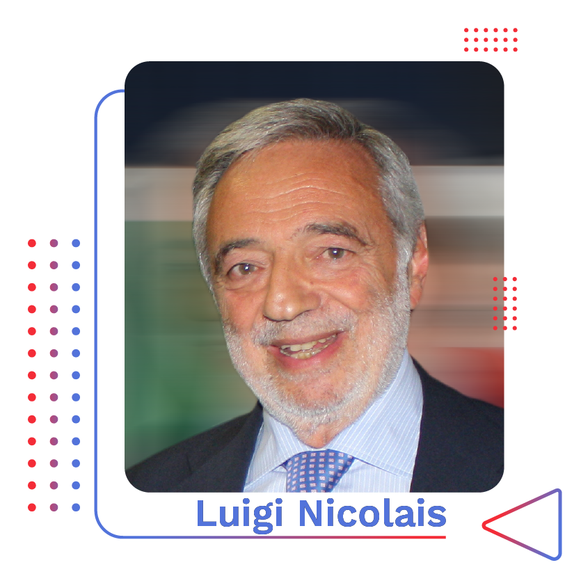 EuroNanoForum 2021 speakers Luigi Nicolais