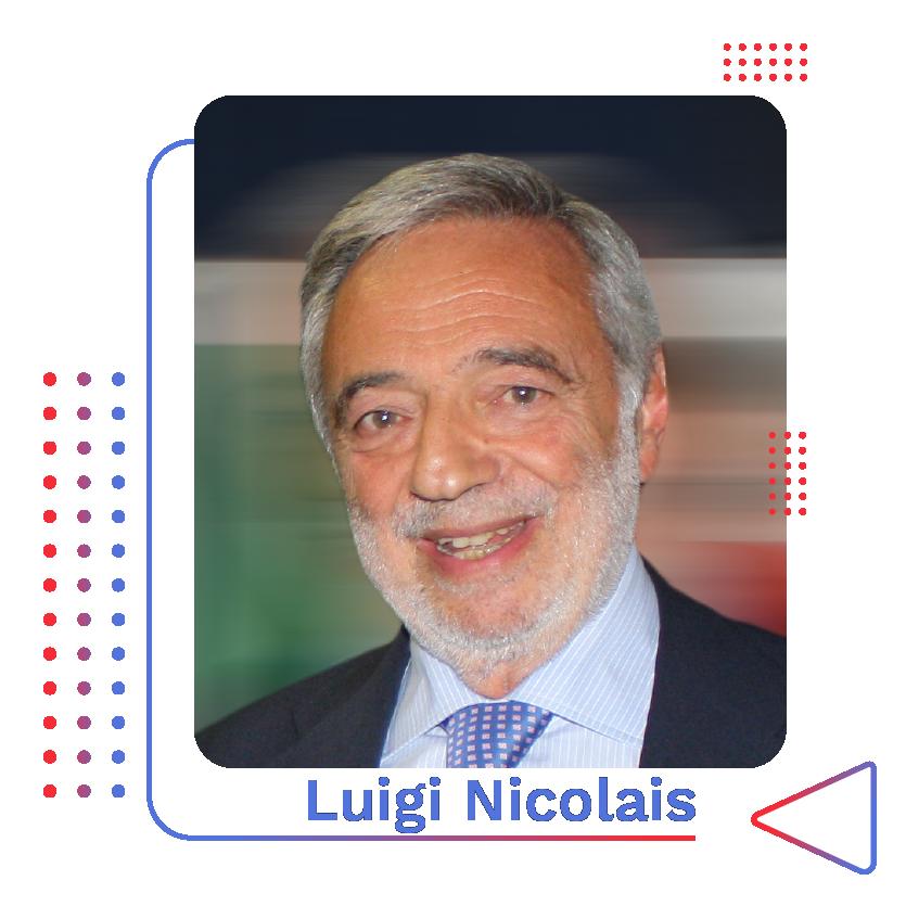 EuroNanoForum 2021 speakers Luigi Nicolais