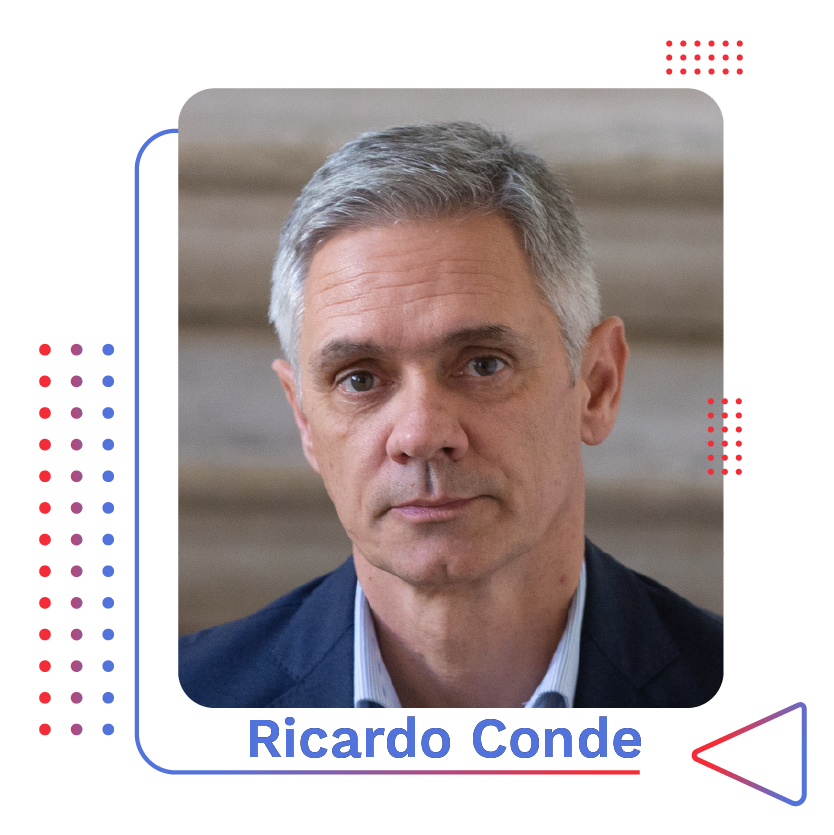EuroNanoForum 2021 speakers Ricardo Conde