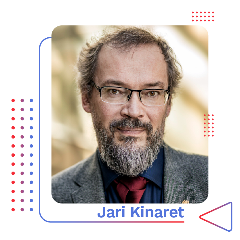 EuroNanoForum 2021 speakers Jari Kinaret
