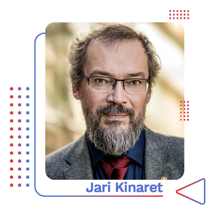 EuroNanoForum 2021 speakers Jari Kinaret