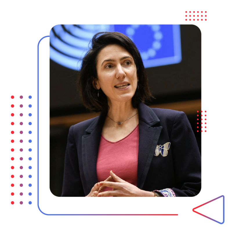 EuroNanoForum 2021 speakers Valérie Hayer