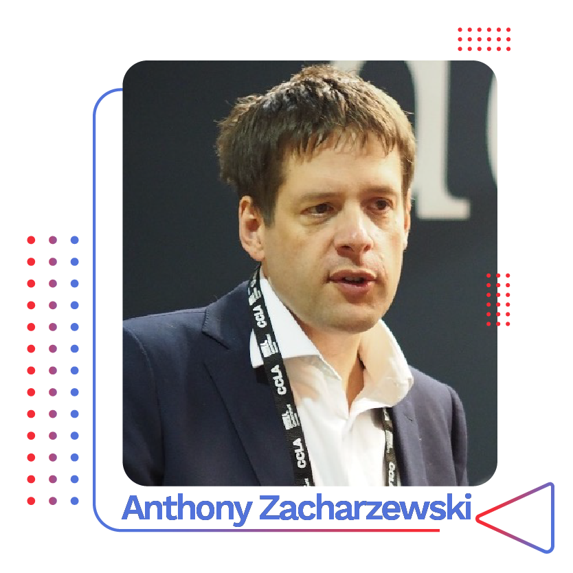 EuroNanoForum 2021 speakers Anthony Zacharzewski