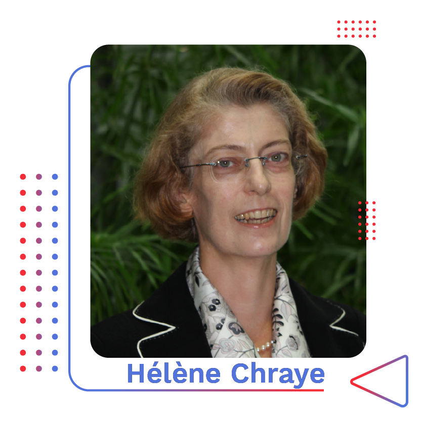 EuroNanoForum 2021 speakers Hélène Chraye
