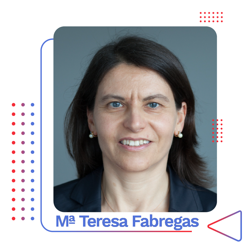 EuroNanoForum 2021 speakers Maria Teresa Fabregas