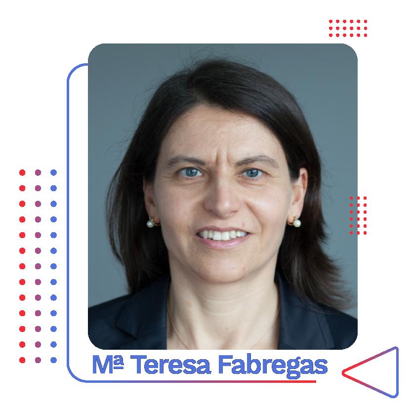 EuroNanoForum 2021 speakers Maria Teresa Fabregas