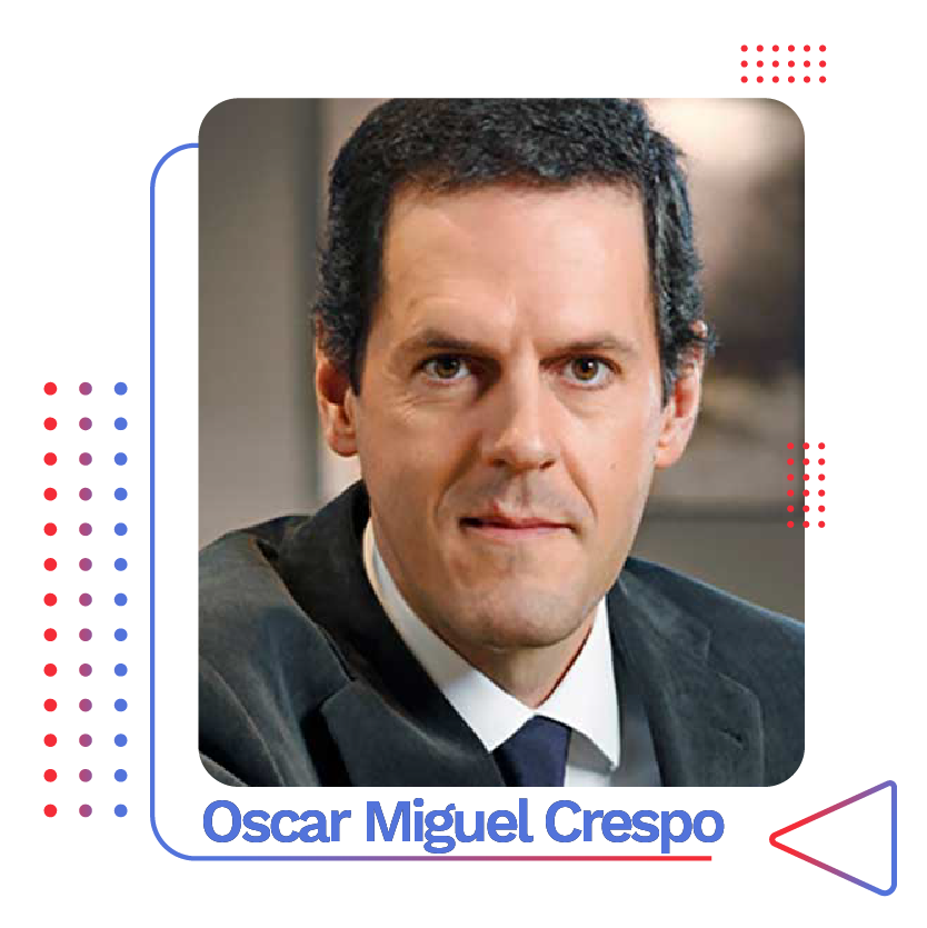 EuroNanoForum 2021 speakers Oscar Miguel Crespo