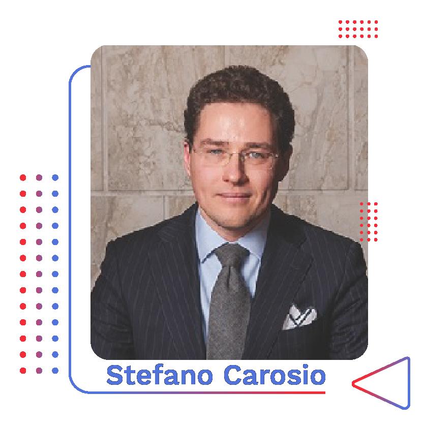EuroNanoForum 2021 speakers Stefano Carosio