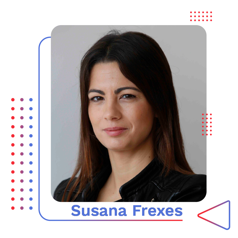 EuroNanoForum 2021 speakers Susana Frexes