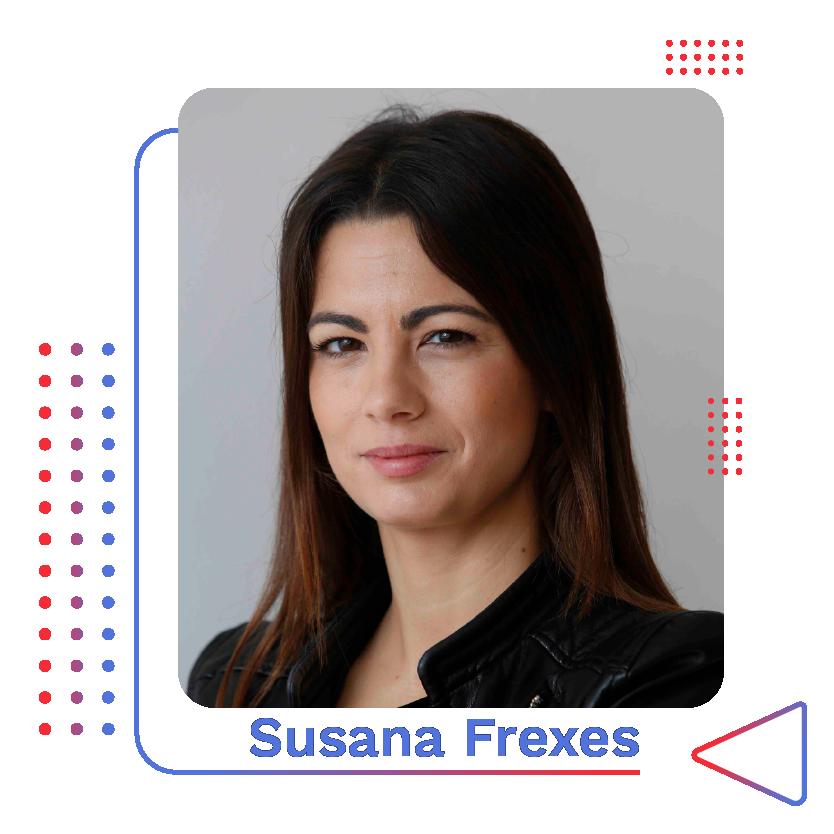 EuroNanoForum 2021 speakers Susana Frexes