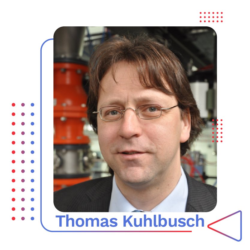EuroNanoForum 2021 speakers Thomas Kuhlbusch