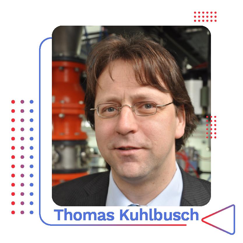 EuroNanoForum 2021 speakers Thomas Kuhlbusch