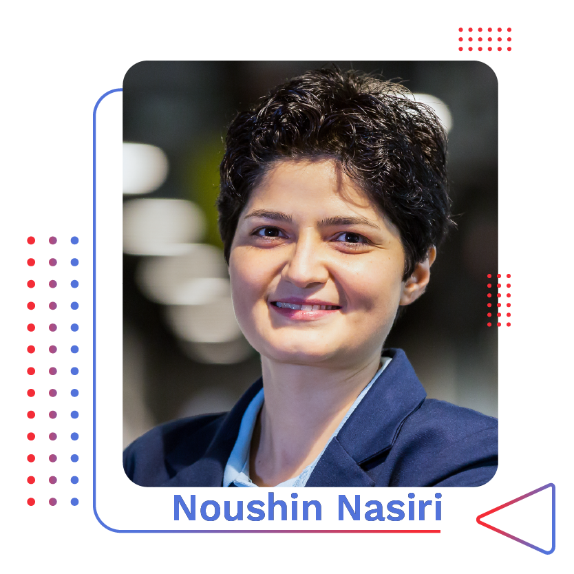 EuroNanoForum 2021 speakers Noushin Nasiri