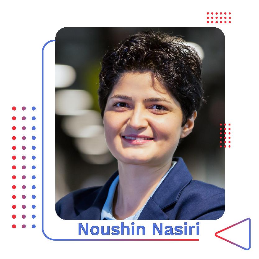 EuroNanoForum 2021 speakers Noushin Nasiri
