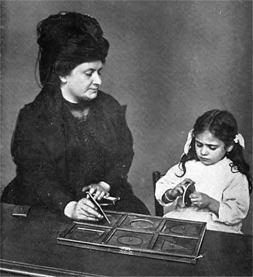 eğitim oyunlaştırma maria montessori