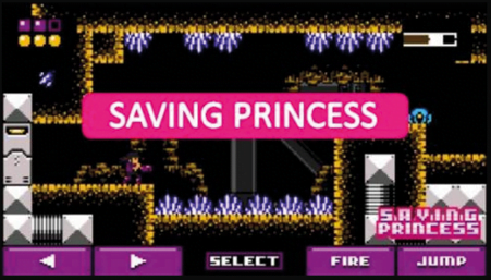 Prensesi Kurtardın