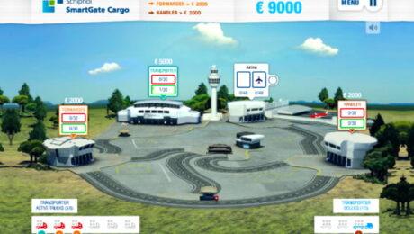 Acn SmartGate Transportation Oyunlaştırma Örneği