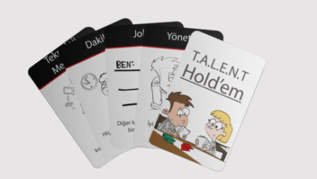Oyunlaştırılmış Tanışma Kart Oyunu Talent Hold'em