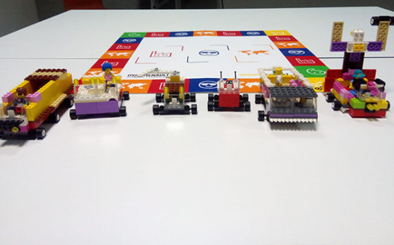 Oyak Renault The Orientation Game Lego