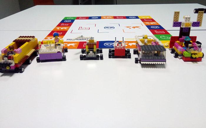 Oyak Renault The Orientation Game Lego