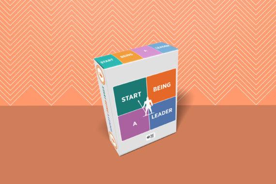 Start Being a Leader Oyunu Kutusu