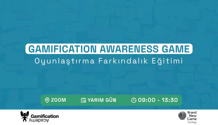 gamification awareness game