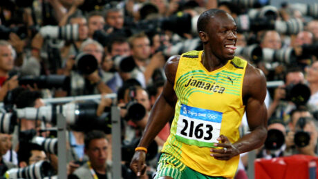 Usain Bolt - rekor kırmak
