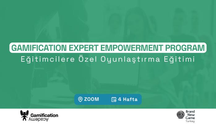 gamification expert empowertmen program
