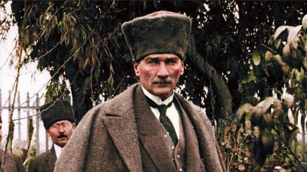 Mustafa Kemal Atatürk zafer bayramı