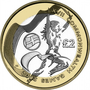 XVII-Commonwealth-Games-2002-England-£2-Coin