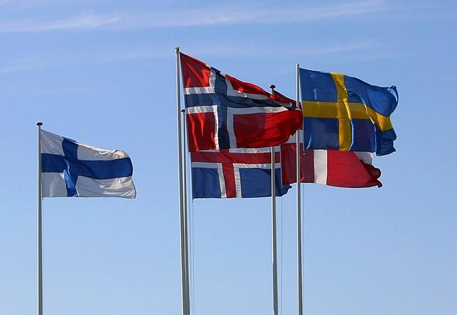 De Scandinavische landen