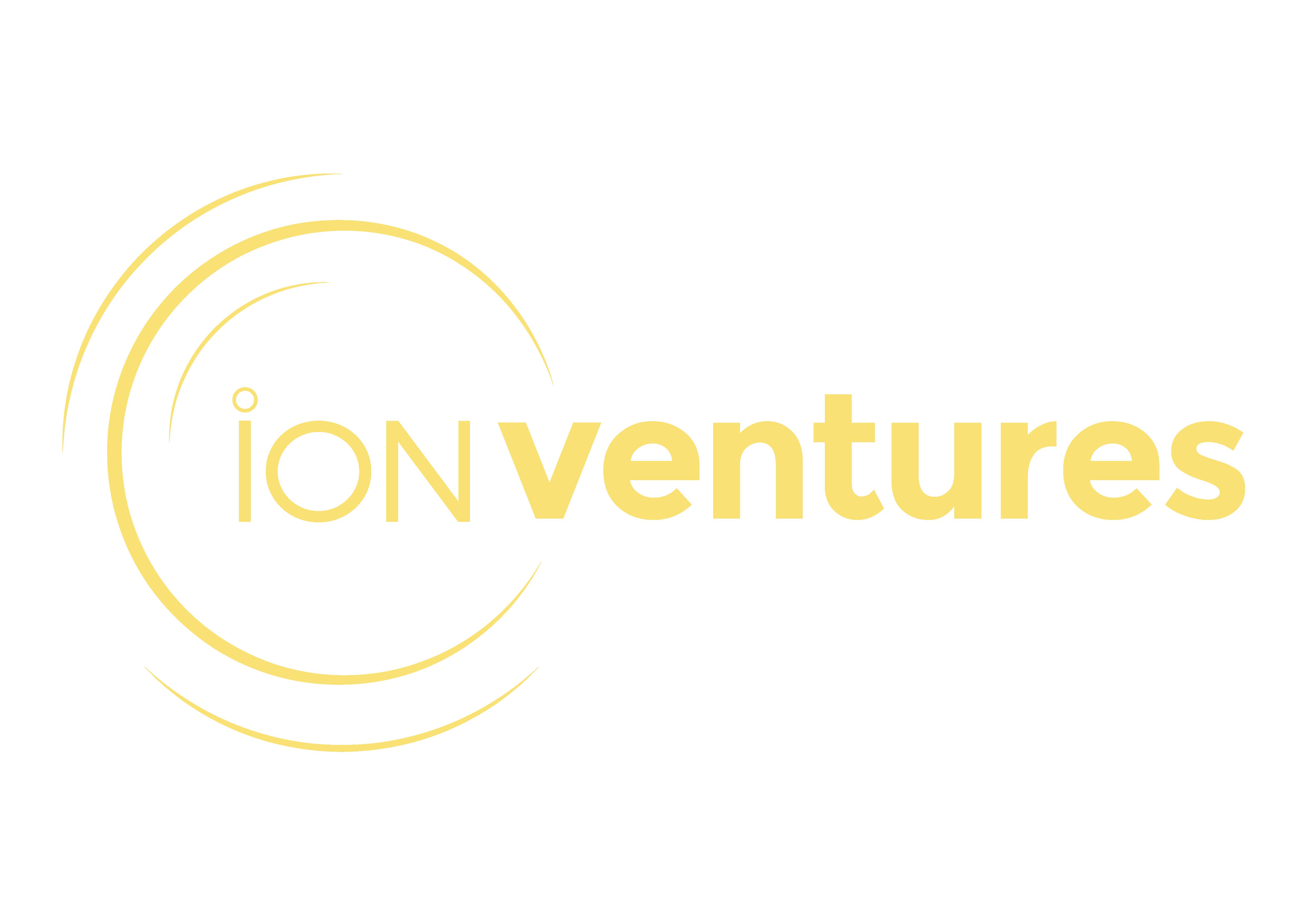 ion Ventures Yellow Logo