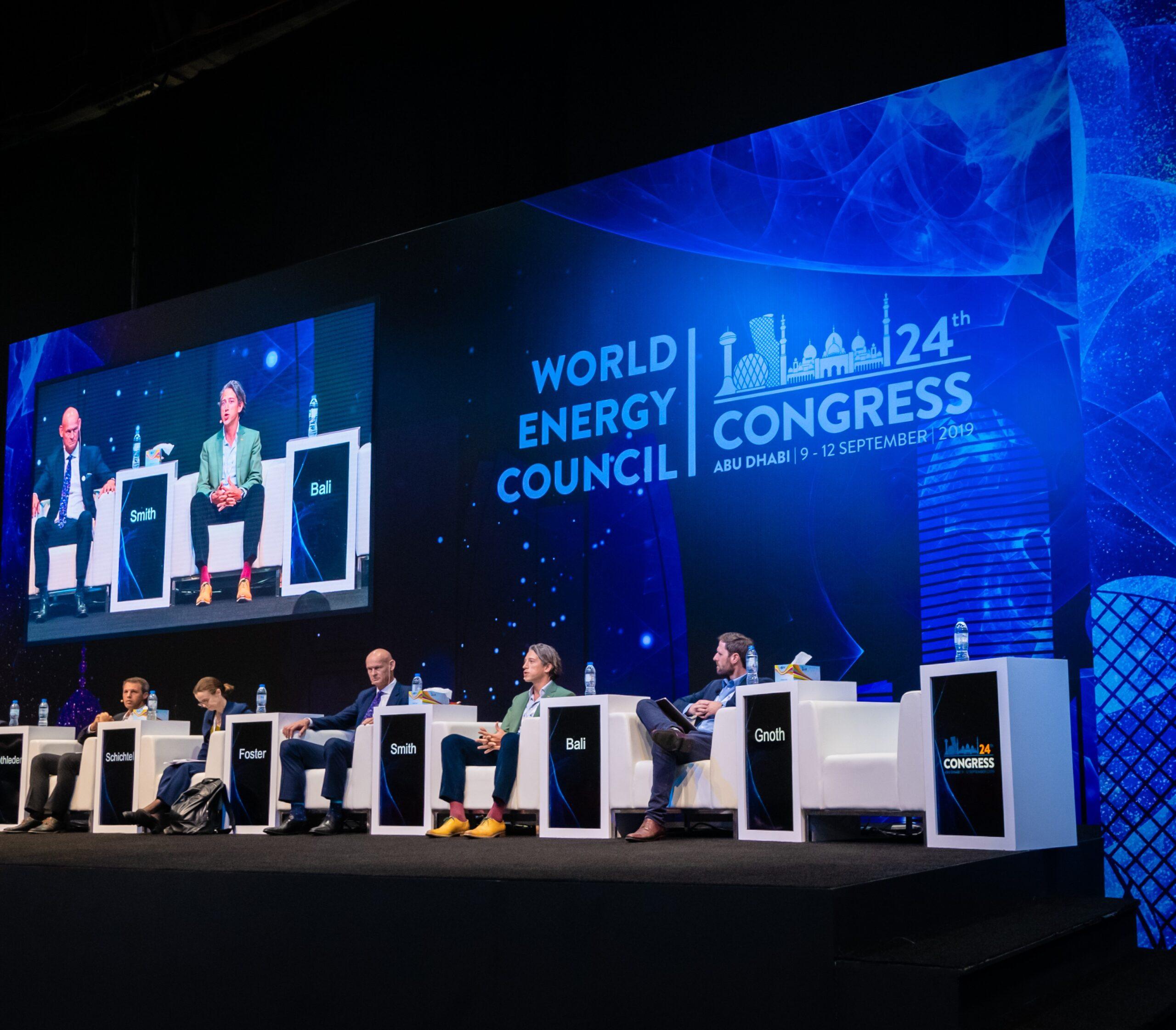 Hassen Bali • 24th World Energy Congress