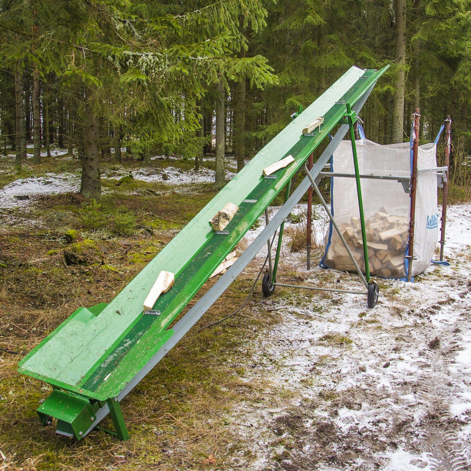 5m Log ConveyorLearn More