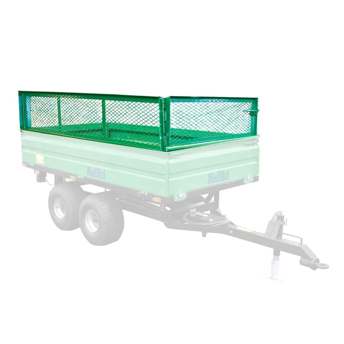 1.5T Trailer Mesh Extension SidesLearn More