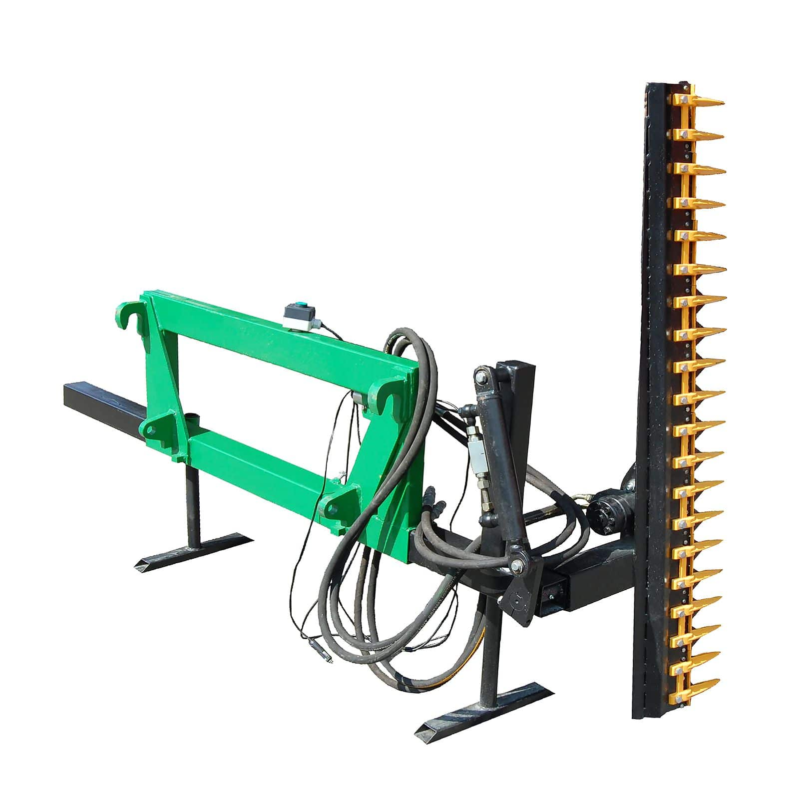 Loader Mounted Hedge CutterLearn More