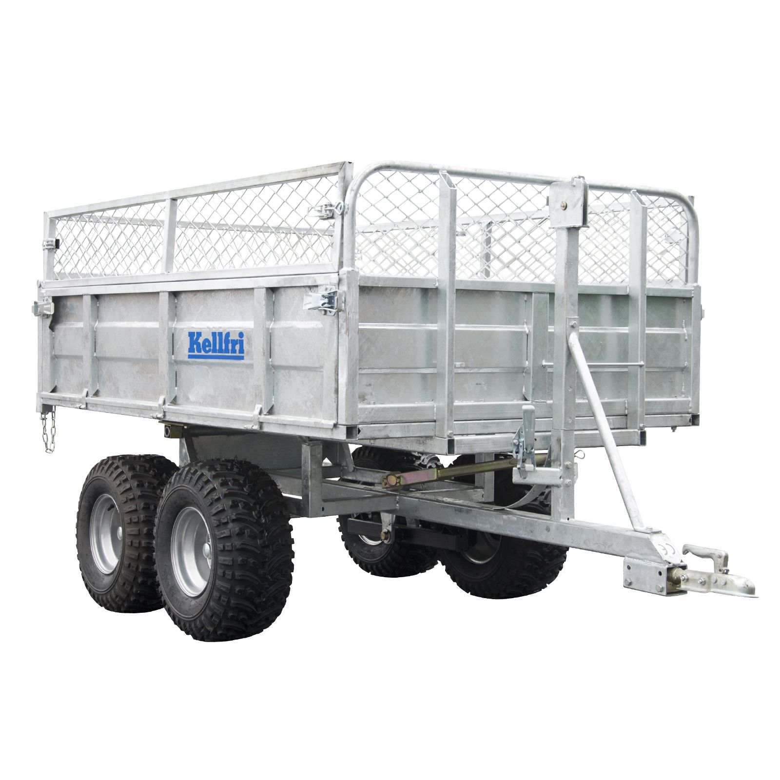 Mesh Extension Trailer SidesLearn More