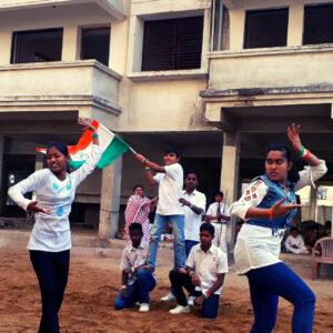 Senior Students Dance